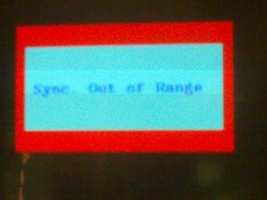 Mengatasi Masalah Sync. Out of Range Pada Komputer