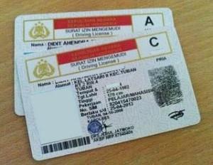 Soal-Soal Ujian Tes SIM C